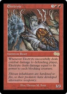 Electryte from Urza's Saga