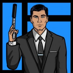 How to Be Archer written by Sterling Malory Archer