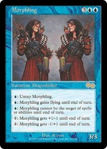 Morphling is the Shapeshifter Blue Always Wanted from Urza's Saga
