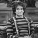 Robin Williams as Mork from Ork in Mork and Mindy