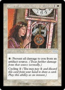 Rune of Protection: Artifacts from Urza's Saga