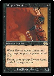 Sleeper Agent from Urza's Saga