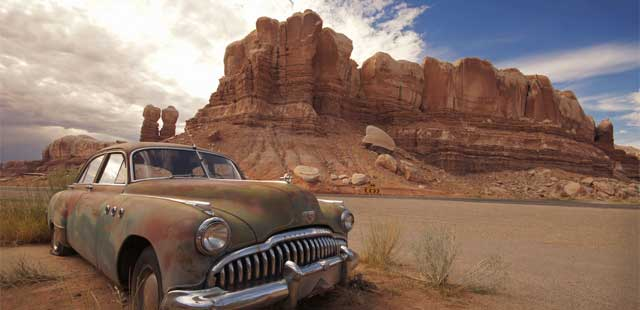 Small Oddities by Agent Palmer featuring Desert Buick by RollingFishays