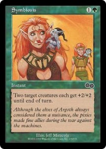 Symbiosis from Urza's Saga