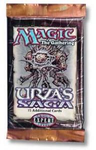 Urza's Saga Booster Pack