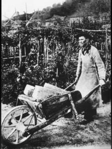 Cheval with his Wheelbarrow