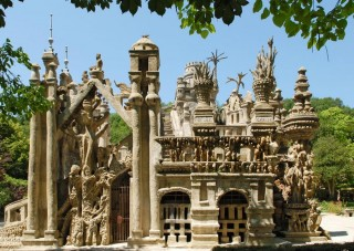 "Ferdinand Cheval's Le Palais idéal (the ""Ideal Palace"")"