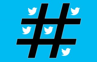 Find a #hashtag and enjoy?