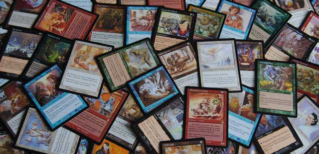 Magic the Gathering's Urza's Destiny ExpansionCompletes the Urza's Block
