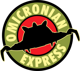 Omicronian Express Logo by Pencilshade