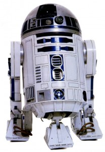 R2-D2 the Lovable Astromech Droid from Star Wars