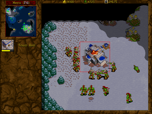 Digging Into The Battle Tested Pc Gaming Classic Of Warcraft Ii
