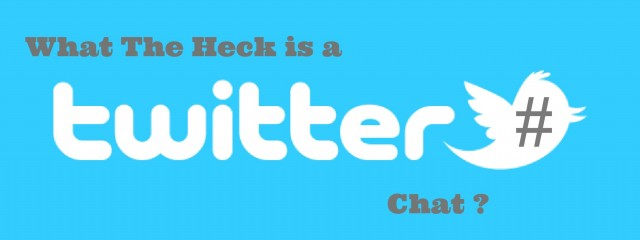 What is a Twitter Chat?