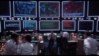 A Missile Warning in Control During - WarGames