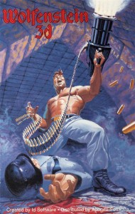 Cover of the Wolfenstein Manual