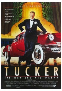 Movie Poster for Tucker The Man and His Dream