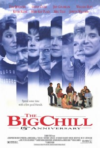 The Big Chill 15th Anniversary Poster