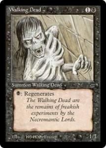 Walking Dead from Legends