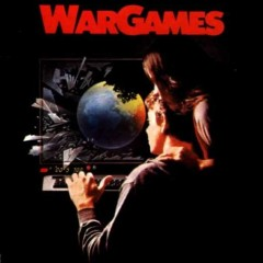 WarGames is a classic 1983 America Cold War science-fiction film