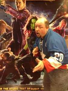 Captain Flick and the Guardians of the Galaxy