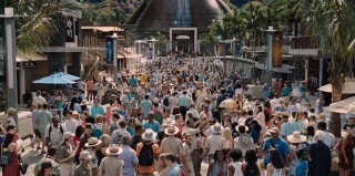 Jurassic World The Park is Open