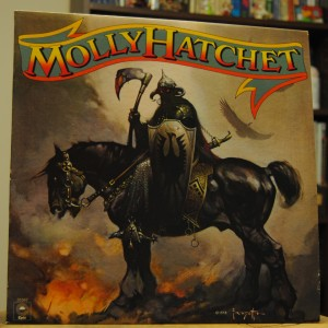 Molly Hatchet Album Covers Feature Amazing Artists