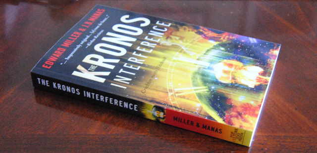 The Kronos Interference Spoiler Free Book Review