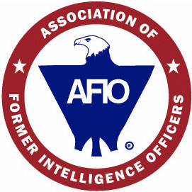 Association of Former Intelligence Officers Logo