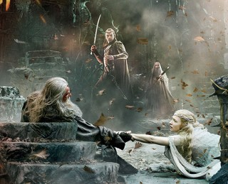 Gandalf and his holy Company of Kings Queens and Wizards
