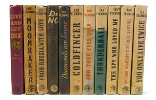 Ian Fleming's James Bond Series
