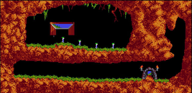 Lemmings Retro Gaming Revisited Review