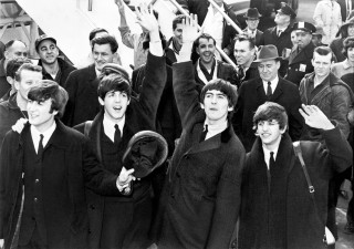 The Beatles spark Beatlemania in the US