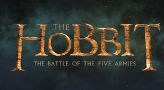 Title Screen for The Hobbit Battle of the Five Armies