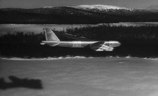 A B-52 Bomber
