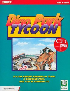 DinoPark Tycoon Box Art