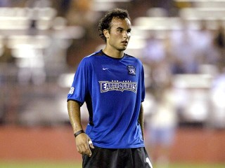 Donovan's MLS debut was for the San Jose Earthquakes