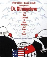 Dr Strangelove a hot-line suspense comedy