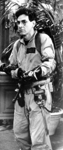 Harold Ramis as Egon Spengler in Ghostbusters