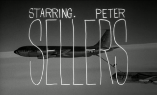Peter Sellers shines portraying three roles in Dr. Strangelove