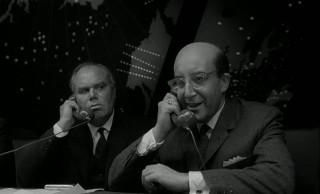 President Merkin and Russian Ambassador Sadesky on the phone with Premier Kissov