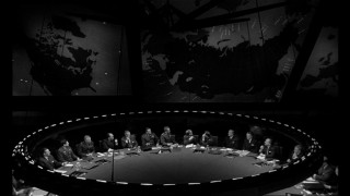 The War Room from Dr. Strangelove