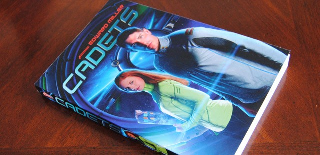 Cadets is Young Adult Science Fiction by Edward Miller