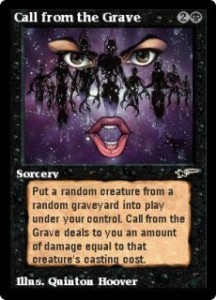 Call from the Grave from The Astral Set