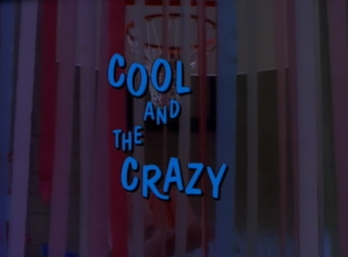 Cool and the Crazy Title Screen