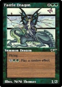 Faerie Dragon from The Astral Set