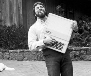 Hacker Legend Steve Wozniak