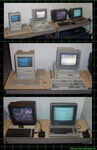 Home Computers OLD SCHOOL by Atariboy2600