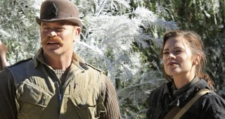 Howling Commando Dum Dum Dugan and Agent Peggy Carter