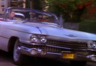 Joey's White Cadillac