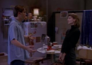 Lorraine tells Michael where it's at